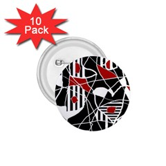 Artistic abstraction 1.75  Buttons (10 pack)