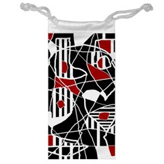 Artistic abstraction Jewelry Bags