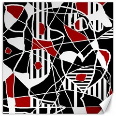 Artistic abstraction Canvas 16  x 16