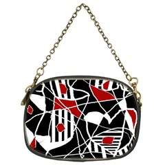 Artistic abstraction Chain Purses (One Side)
