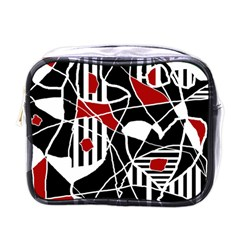 Artistic abstraction Mini Toiletries Bags