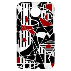 Artistic abstraction HTC Desire HD Hardshell Case