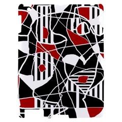 Artistic abstraction Apple iPad 2 Hardshell Case