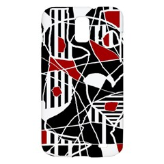 Artistic abstraction Samsung Galaxy S II Skyrocket Hardshell Case
