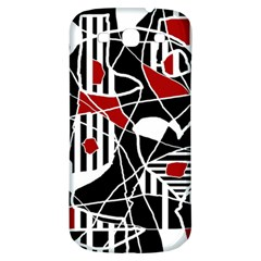 Artistic abstraction Samsung Galaxy S3 S III Classic Hardshell Back Case