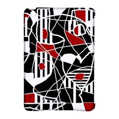 Artistic abstraction Apple iPad Mini Hardshell Case (Compatible with Smart Cover)
