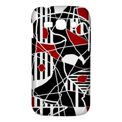 Artistic abstraction Samsung Galaxy Ace 3 S7272 Hardshell Case