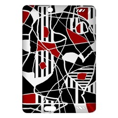 Artistic abstraction Amazon Kindle Fire HD (2013) Hardshell Case
