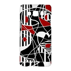 Artistic abstraction Samsung Galaxy A5 Hardshell Case