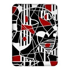 Artistic abstraction Samsung Galaxy Tab 4 (10.1 ) Hardshell Case