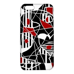Artistic abstraction iPhone 6/6S TPU Case