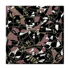 Artistic abstract pattern Face Towel