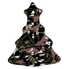 Artistic abstract pattern Ornament (Christmas Tree)