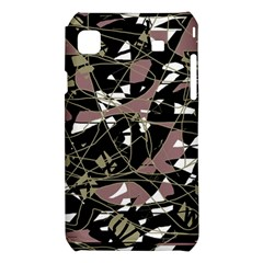 Artistic abstract pattern Samsung Galaxy S i9008 Hardshell Case