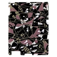 Artistic abstract pattern Apple iPad 2 Hardshell Case