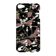 Artistic abstract pattern Apple iPod Touch 5 Hardshell Case