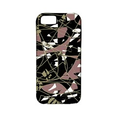 Artistic abstract pattern Apple iPhone 5 Classic Hardshell Case (PC+Silicone)