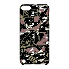 Artistic abstract pattern Apple iPod Touch 5 Hardshell Case with Stand