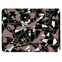 Artistic abstract pattern Samsung Galaxy Tab 7  P1000 Flip Case