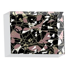 Artistic abstract pattern 5 x 7  Acrylic Photo Blocks