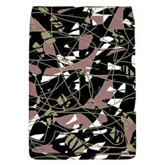 Artistic abstract pattern Flap Covers (S)