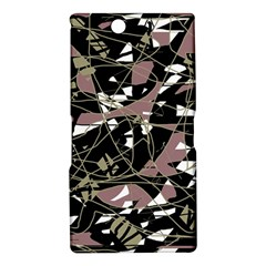 Artistic abstract pattern Sony Xperia Z Ultra