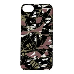 Artistic abstract pattern Apple iPhone 5S/ SE Hardshell Case