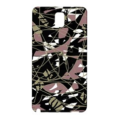 Artistic abstract pattern Samsung Galaxy Note 3 N9005 Hardshell Back Case