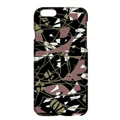 Artistic abstract pattern Apple iPhone 6 Plus/6S Plus Hardshell Case