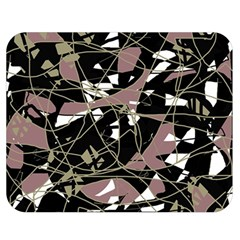 Artistic abstract pattern Double Sided Flano Blanket (Medium)