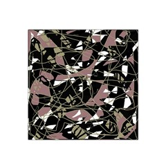 Artistic abstract pattern Satin Bandana Scarf