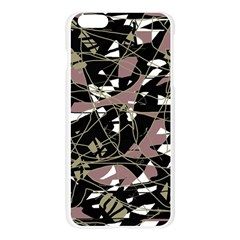 Artistic abstract pattern Apple Seamless iPhone 6 Plus/6S Plus Case (Transparent)