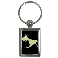 Kangaroo Key Chains (Rectangle)