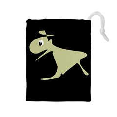 Kangaroo Drawstring Pouches (Large)