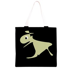 Kangaroo Grocery Light Tote Bag