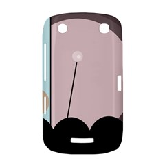 Abstract design BlackBerry Curve 9380