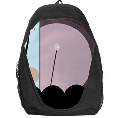 Abstract design Backpack Bag