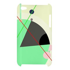 Decorative abstract design Apple iPod Touch 4