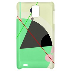 Decorative abstract design Samsung Infuse 4G Hardshell Case
