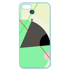 Decorative abstract design Apple Seamless iPhone 5 Case (Color)