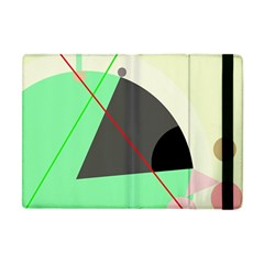 Decorative abstract design Apple iPad Mini Flip Case