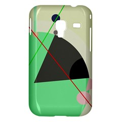 Decorative abstract design Samsung Galaxy Ace Plus S7500 Hardshell Case
