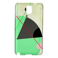 Decorative abstract design Samsung Galaxy Note 3 N9005 Hardshell Case