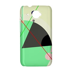 Decorative abstract design HTC Desire 601 Hardshell Case