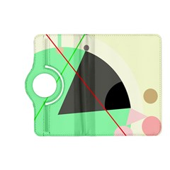 Decorative abstract design Kindle Fire HD (2013) Flip 360 Case