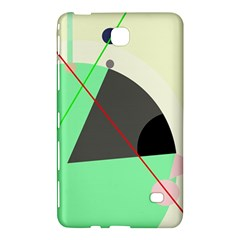 Decorative abstract design Samsung Galaxy Tab 4 (8 ) Hardshell Case
