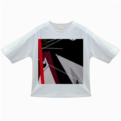 Artistic abstraction Infant/Toddler T-Shirts