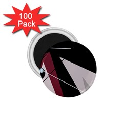 Artistic abstraction 1.75  Magnets (100 pack)