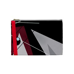 Artistic abstraction Cosmetic Bag (Medium)