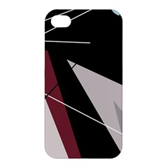 Artistic abstraction Apple iPhone 4/4S Hardshell Case